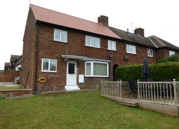 Thumbnail 3 bed semi-detached house for sale in Malton Road, Hunmanby