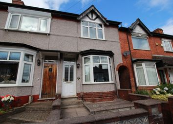 Thumbnail 2 bed terraced house for sale in Rathbone Road, Smethwick