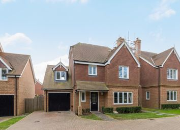 4 bed detached house for sale in Ryeland Road, Folders Meadow, Burgess Hill RH15
