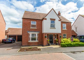 4 bed detached house for sale in Jubilee Way, Burbage, Hinckley LE10
