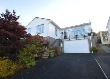 Thumbnail 3 bedroom detached bungalow for sale in Rowland Close, Plymouth, Devon