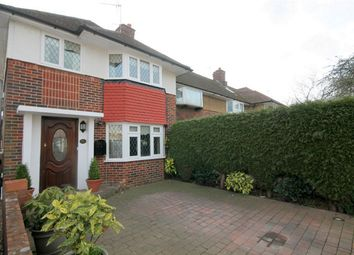3 bed end terrace house for sale in Queens Walk, Ashford, Surrey TW15