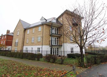 Thumbnail 2 bed flat for sale in Alnesbourn Crescent, Ipswich