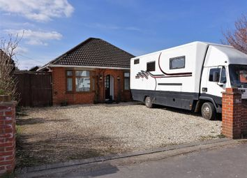 Thumbnail 3 bed detached bungalow for sale in Hampton Lane, Blackfield, Southampton