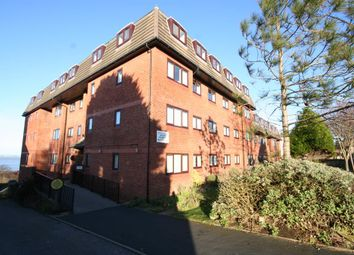 Thumbnail 1 bed flat for sale in Montpellier Crescent, Wallasey