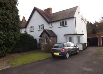 Thumbnail 4 bed semi-detached house for sale in The Grove, Hampton-In-Arden, Solihull, West Midlands