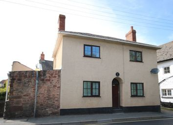 Thumbnail 3 bed detached house for sale in North Street, Williton, Taunton