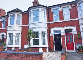 Thumbnail 4 bed terraced house for sale in Goddard Avenue, Swindon