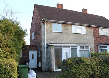 Thumbnail 3 bed semi-detached house for sale in Maple Grove, Kingshurst, Birmingham