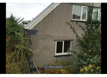 Thumbnail 2 bedroom semi-detached house to rent in Gwynfor Road, Cockett, Swansea