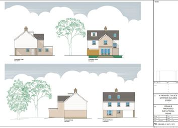 Thumbnail 4 bed detached house for sale in Prospect Place, Saffron Walden
