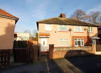 Thumbnail 3 bed semi-detached house for sale in Gillford Crescent, Carlisle