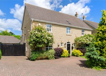 Thumbnail 4 bed detached house for sale in Holy Cross Gardens, Caythorpe, Grantham