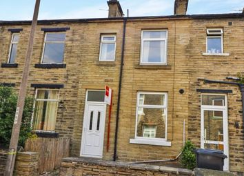 Thumbnail 1 bed terraced house for sale in Park Place East, Halifax, West Yorkshire