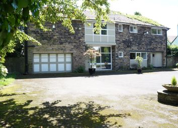 Thumbnail 6 bed detached house to rent in Chadwick Hall Road, Rochdale
