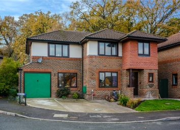 Thumbnail 4 bed detached house for sale in Sage Walk, Warfield, Berkshire