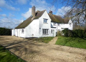 Thumbnail 4 bed semi-detached house to rent in Lolham, Maxey