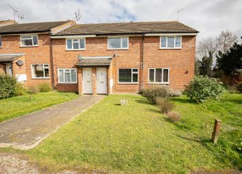2 bed terraced house for sale in Ludbrook Close, Needham Market, Ipswich IP6
