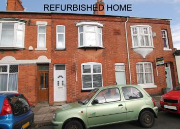 Thumbnail 3 bed terraced house for sale in Lytton Road, Clarendon Park, Leicester