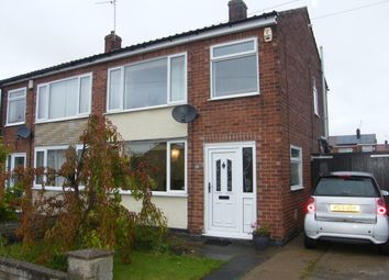 Thumbnail 3 bedroom semi-detached house to rent in Highthorn Road, York, North Yorkshire