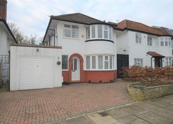 Thumbnail 3 bed detached house to rent in Uphill Grove, London