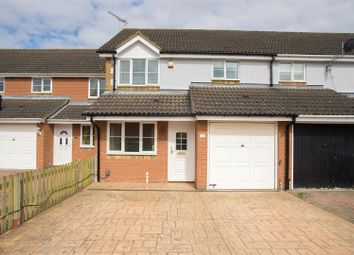 Thumbnail 3 bed terraced house for sale in Rake Way, Aylesbury