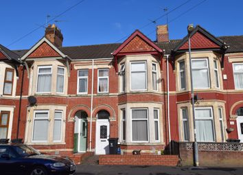 Thumbnail 4 bed terraced house to rent in Eyre Street, Splott, Cardiff