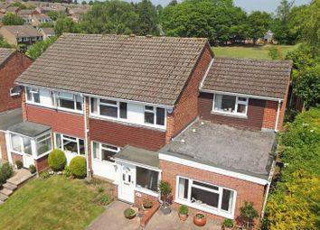 Thumbnail 5 bed semi-detached house for sale in Dove Close, Selsdon, South Croydon