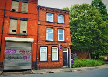 Thumbnail 4 bed end terrace house for sale in Westminster Road, Liverpool