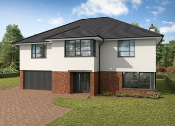 Thumbnail Detached house for sale in Stewart Gardens, Malletsheugh Road, Newton Mearns
