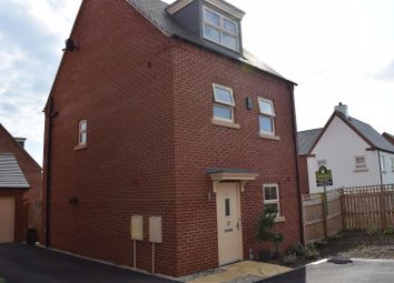 Thumbnail 4 bed detached house for sale in Rowan Drive, Midway, Swadlincote