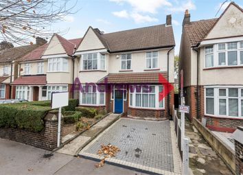 Thumbnail 4 bedroom semi-detached house for sale in Strathyre Avenue, London