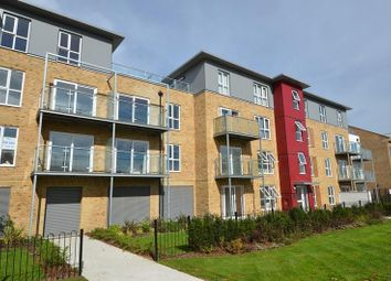 Thumbnail 1 bed flat to rent in Brecon Lodge, Wintergreen Boulevard, West Drayton, Middlesex