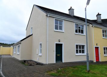 Thumbnail 3 bed end terrace house for sale in 19 Tullaskeagh Square, Roscrea, Tipperary