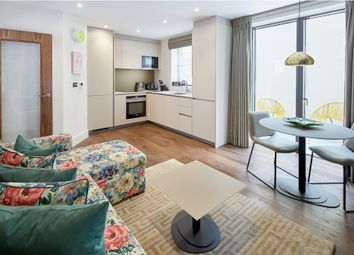 Thumbnail 1 bedroom flat to rent in Cheval Place, Knightsbridge