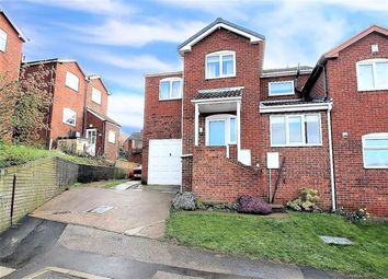 Thumbnail 3 bed semi-detached house for sale in Aysgarth Rise, Swallownest, Sheffield
