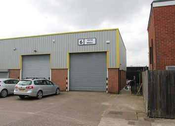 Thumbnail Light industrial to let in Unit 6, National Industrial Estate, Bontoft Avenue, Hull, East Yorkshire