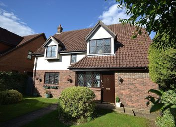Thumbnail 4 bedroom detached house for sale in Yeomans Close, Thorley, Bishop's Stortford