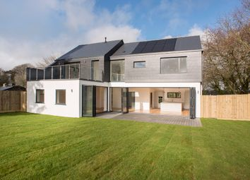 Thumbnail 4 bedroom detached house for sale in Bickleigh Down, Roborough, Plymouth