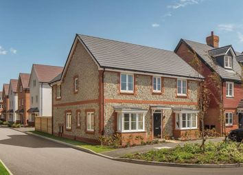 """Thumbnail 5 bedroom detached house for sale in """"The Parkley"""" at Roundstone Lane, Angmering, Littlehampton"""