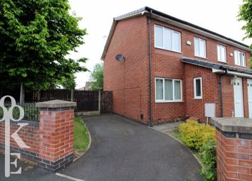 Thumbnail 3 bed end terrace house for sale in Bulrush Close, Walkden, Manchester