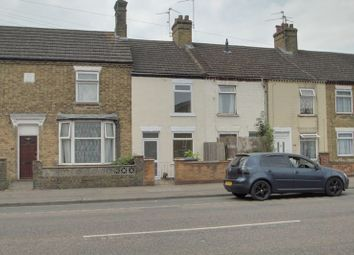 Thumbnail 3 bed terraced house for sale in Lincoln Road, Peterborough