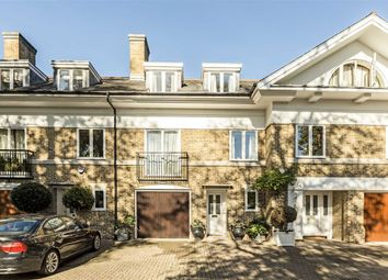 Thumbnail 4 bed terraced house for sale in Kingston Hill Place, Kingston Upon Thames