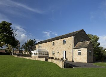 Thumbnail 4 bed detached house for sale in High Barn, Heybeck Lane