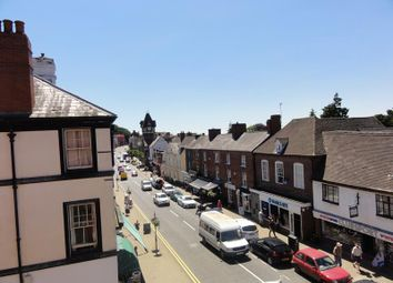 Thumbnail 1 bed flat to rent in The Old Post Office, Flat 1, Bank Crescent, Ledbury, Herefordshire