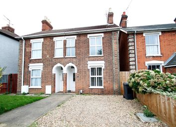 Thumbnail 3 bed semi-detached house for sale in Kemball Street, Ipswich