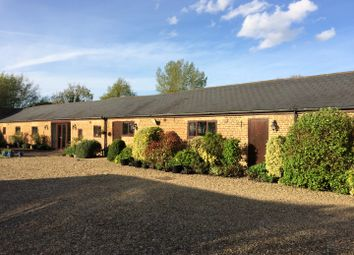Thumbnail 3 bed barn conversion for sale in Broad Drove West, Tydd St. Giles, Wisbech