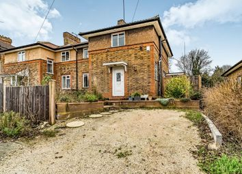 Thumbnail 3 bed semi-detached house for sale in Brookfield Road, Wooburn Green, High Wycombe