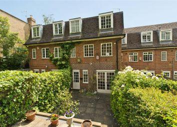 Thumbnail 3 bed terraced house for sale in Cottenham Park Road, Wimbledon, London