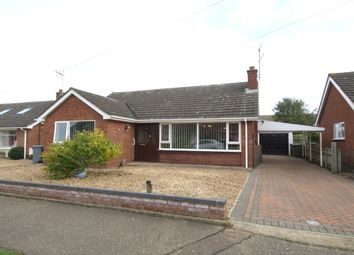 Thumbnail 3 bed bungalow for sale in Lindsay Road, Sprowston, Norwich